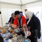 JLGC tent at Japan Day Fetival Dusseldorf