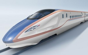 The Hokuriku Shinkansen will start from 2015