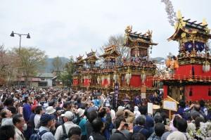 Furukawa Festival (Yatai)