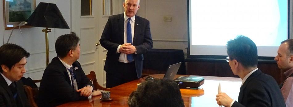 Dr Paul Monaghan MP(スコットランド・ハイランド選出)による行政事情紹介